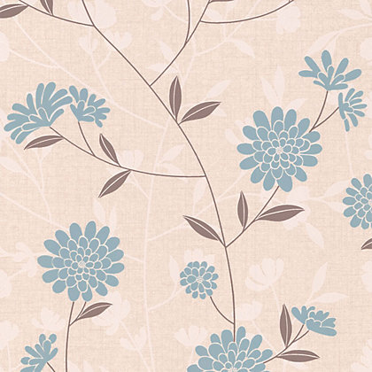 Image for Superfresco Colour Botanic Wallpaper - Teal from StoreName