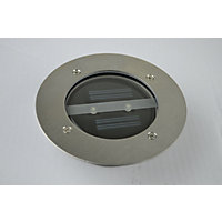 Solar LED Round Ground Light