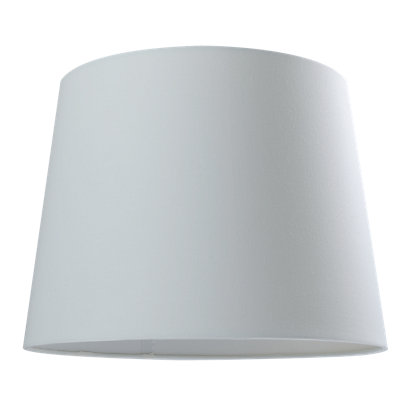Image for Large Drum Shade - White - 35cm from StoreName