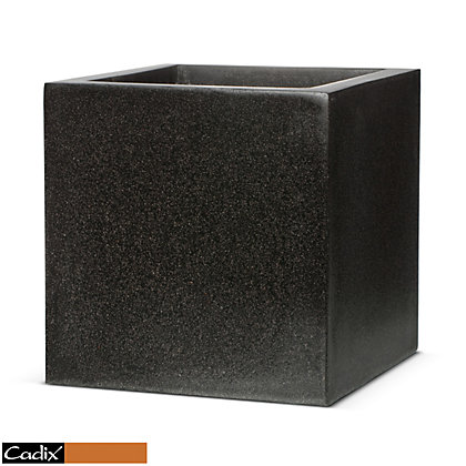 Image for Square Cube Garden Planter - 30cm from StoreName