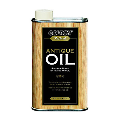 Image for Colron Refined Antique Oil - 500ml from StoreName