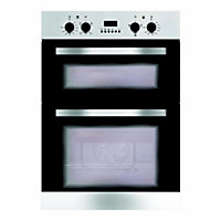 Matrix MD920SS Built- in Double Oven - Stainless Steel