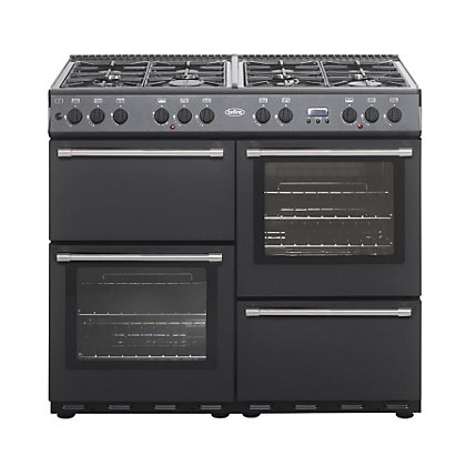 belling range cooker instructions manual