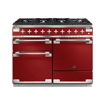 Image for Rangemaster 94260 Elise 110cm Dual Fuel Range Cooker - Cherry Red from StoreName