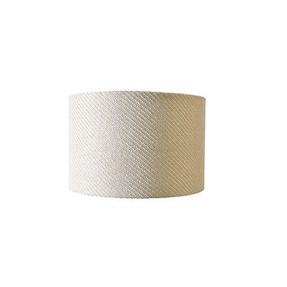 Image for Woven Cream Drum Shade from StoreName