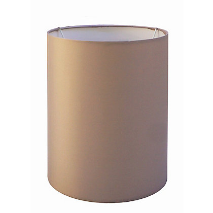 Image for Cylinder Shade - Taupe - 20cm from StoreName