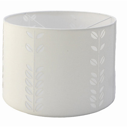 Image for Floral Laser Cut Shade from StoreName
