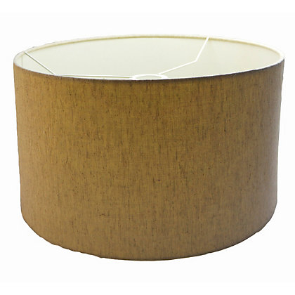 Image for Linen Drum Shade with Diffuser - 40cm from StoreName