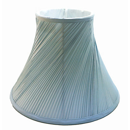 Image for Swirl Pleat Shade - Duck Egg - 30cm from StoreName