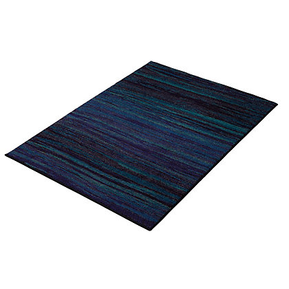 Image for Karnaby Stripe Blue Rug - 120 x 170cm from StoreName