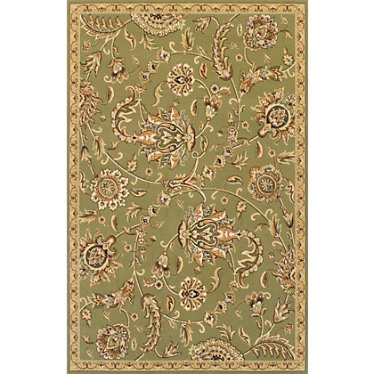 Image for Kyber Arabesque Rug Green - 120 x 170cm from StoreName