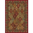 Monarch Persian Rug Burgundy - 120 x 170cm