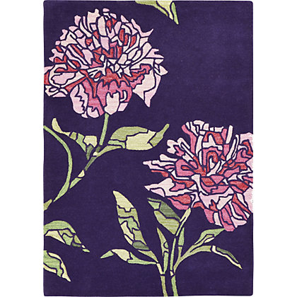 Image for Susannah Carnation Rug Mauve & Pink 120 x 170cm from StoreName