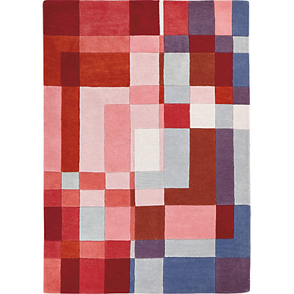 Image for Pedro Pixel Rug Multicoloured - 120 x 170cm from StoreName