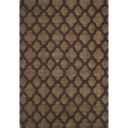 Image for Liss Trellis Mink Rug - 120 x 170cm from StoreName