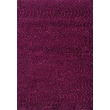 Image for Liss Wave Berry Rug - 120 x 170cm from StoreName