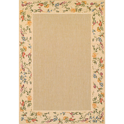 Image for Celia Border Cream Rug - 120 x 170cm from StoreName