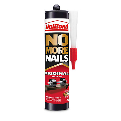 Image for UniBond No More Nails Original Cartridge  - 365g from StoreName