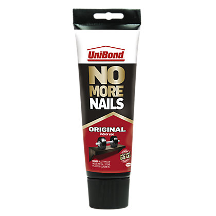 Image for UniBond No More Nails Original Tube - 234g from StoreName