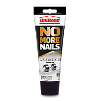 UniBond No More Nails Invisible Tube - 260g
