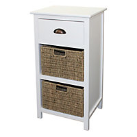 Ella Bedside Chest - Home Delivery