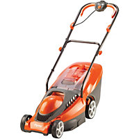 Flymo Chevron 34VC Electric Rotary Corded Lawnmower.