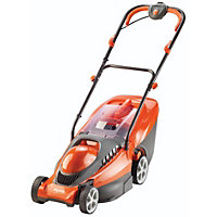 Flymo Chevron 37VC Electric Rotary Corded Lawnmower.