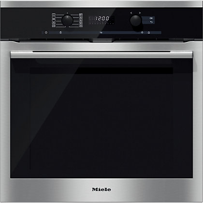 Image for Miele H6160BP Multifunction Oven - Stainless Steel from StoreName