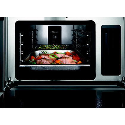 Image for Miele DG6100 Steam Oven - Stainless Steel from StoreName