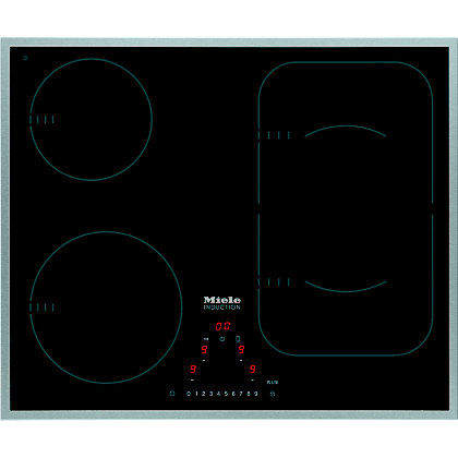 Image for Miele KM6322 Induction Hob - Black from StoreName