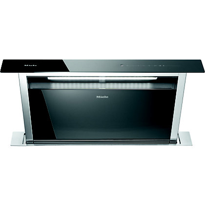Image for Miele DA6890 Downdraft Cooker Hood - Stainless Steel from StoreName