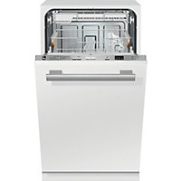 Miele G4760SCVi Integrated Dishwasher - White