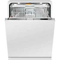 Miele G6583SCVI K2O Integrated Dishwasher - White