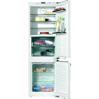 Image for Miele KFN37682iDE Built-In Fridge Freezer - White from StoreName
