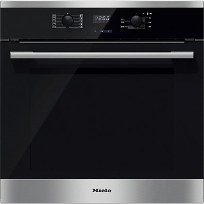 Image for Miele H2561B Built-in Oven - Stainless Steel from StoreName