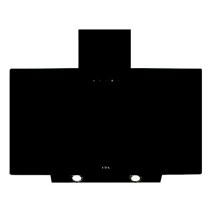 Image for CDA EVA90BL Angled Chimney Extractor 90cm - Black from StoreName