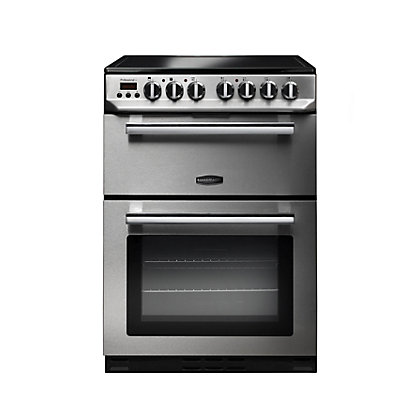 Image for Rangemaster Professional Ceramic Cooker - 60cm - Stainless Steel and Chrome from StoreName