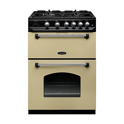 Image for Rangemaster Classic NG Cooker - 60cm - Cream and Chrome from StoreName