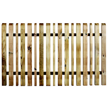 Image for Rothley Oblik 0.9m Fence Panel - Pack of 7 from StoreName