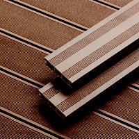 Rothley Terra Brown Composite Decking - Pack of 20