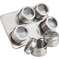 Metal Spice Rack