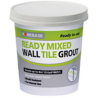 Homebase Ready Mixed Grout White 1.6kg