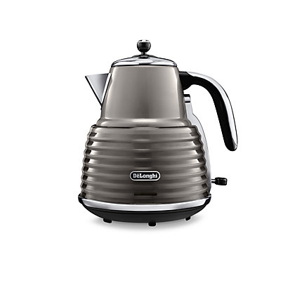 Image for Delonghi Scultura Champange Kettle from StoreName