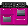 Stoves Richmond 1000GT Gas Range Cooker - 100cm - Floral Burst