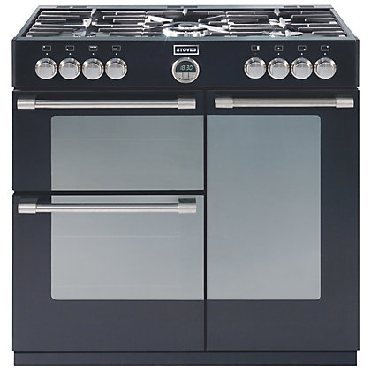 Image for Stoves 444443483 Gas Range Cooker - 90cm - Black from StoreName