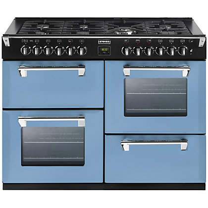Image for Stoves Richmond 1000DFT Dual Fuel Range Cooker - 100cm - Days Break from StoreName