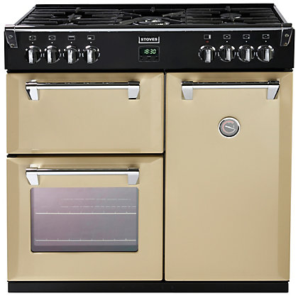 Image for Stoves 444443482 Gas Range Cooker - 90cm - Champagne from StoreName