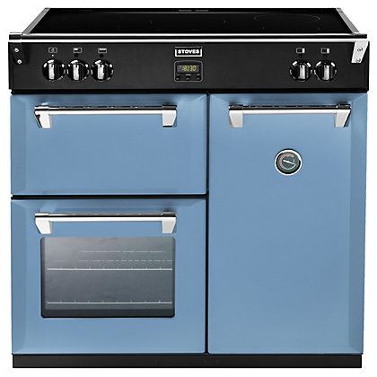 Image for Stoves Richmond 900Ei Electric Induction Range Cooker - 90cm - Days Break from StoreName