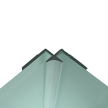 Image for Stormwall Acrylic Internal Corner Aqua from StoreName