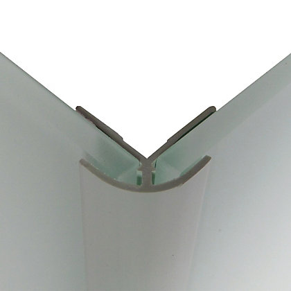 Image for Stormwall Acrylic External Corner Aqua from StoreName